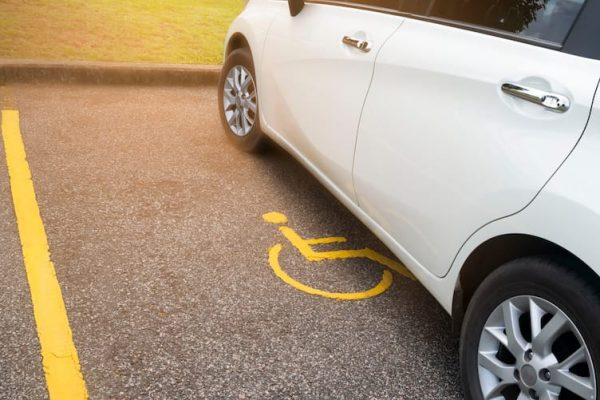 Disability Parking | Companion Cards and Taxi Vouchers