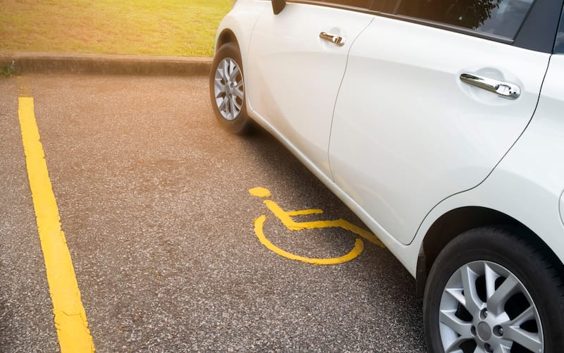NDIS Disability Parking