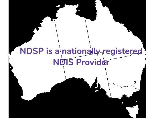 nationally registered NDIS provider