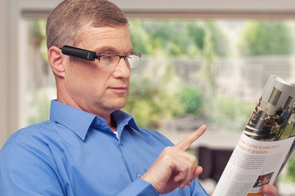 Assistive Technology For The Visually Impaired!
