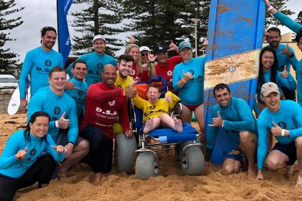 Disabled Surfers Association of Australia – Be Part Of The Fun!