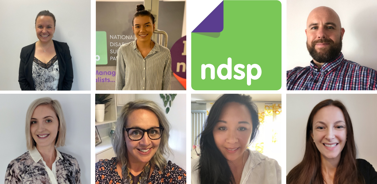 NDSP Relationship Managers