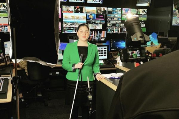 Nas Campanella – The New Disability Affairs Reporter for ABC News