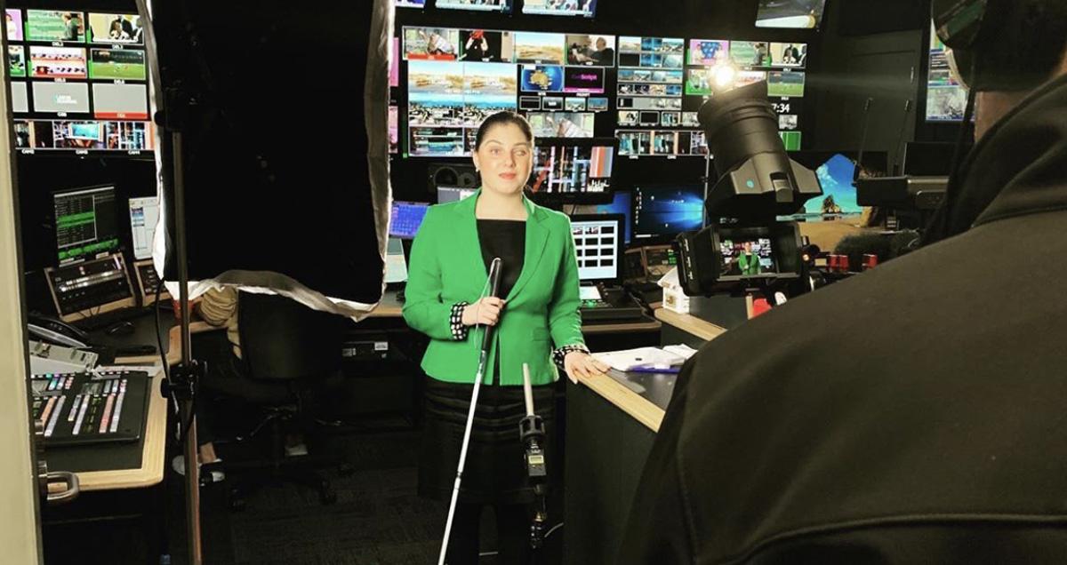 Nas Campanella Disability Affairs Reporter