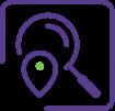 Support Coordinator Finder Icon