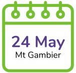 Mt Gambier date