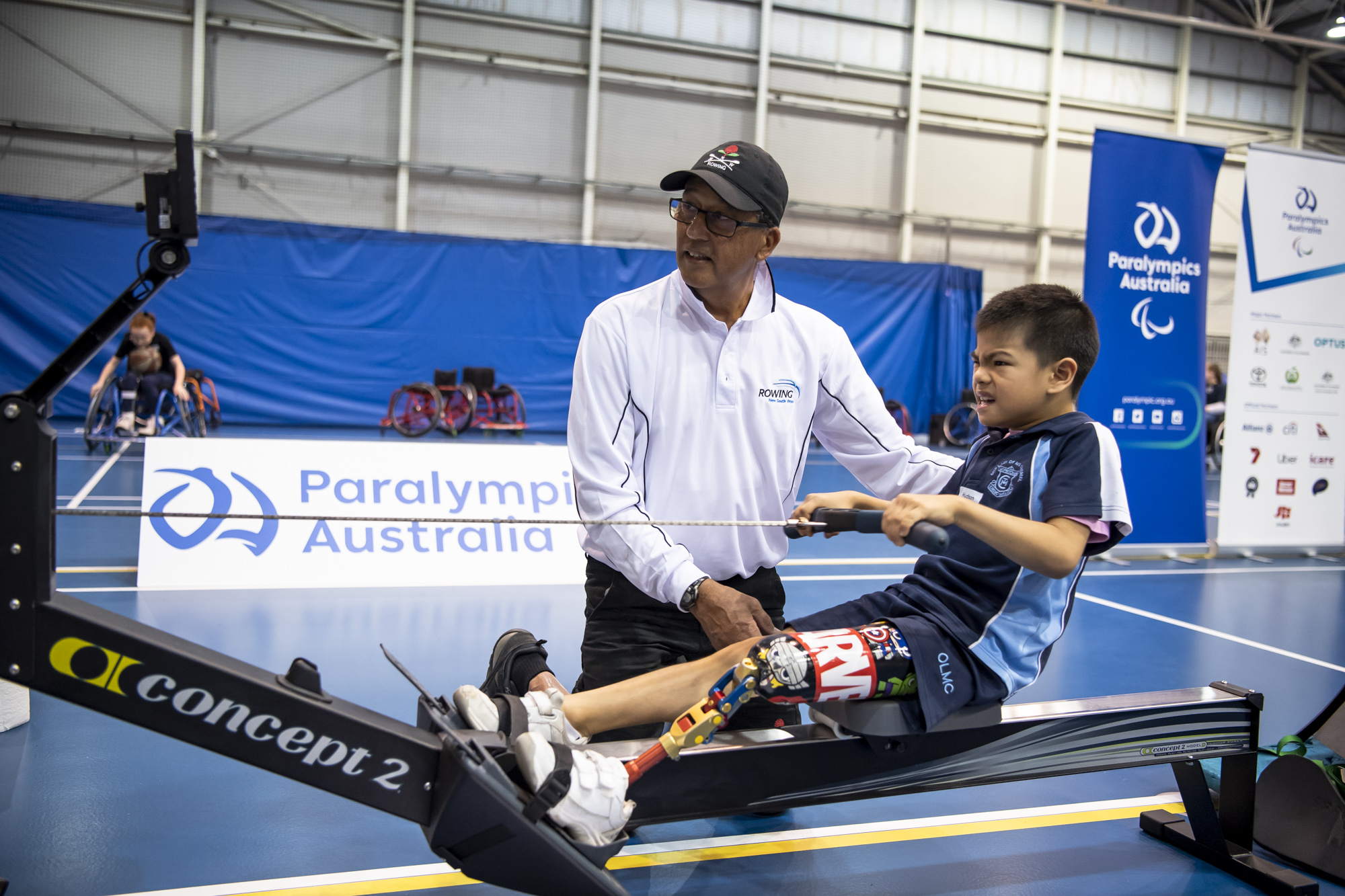 Australian Paralympic Team NDSP Plan Managers official supporter
