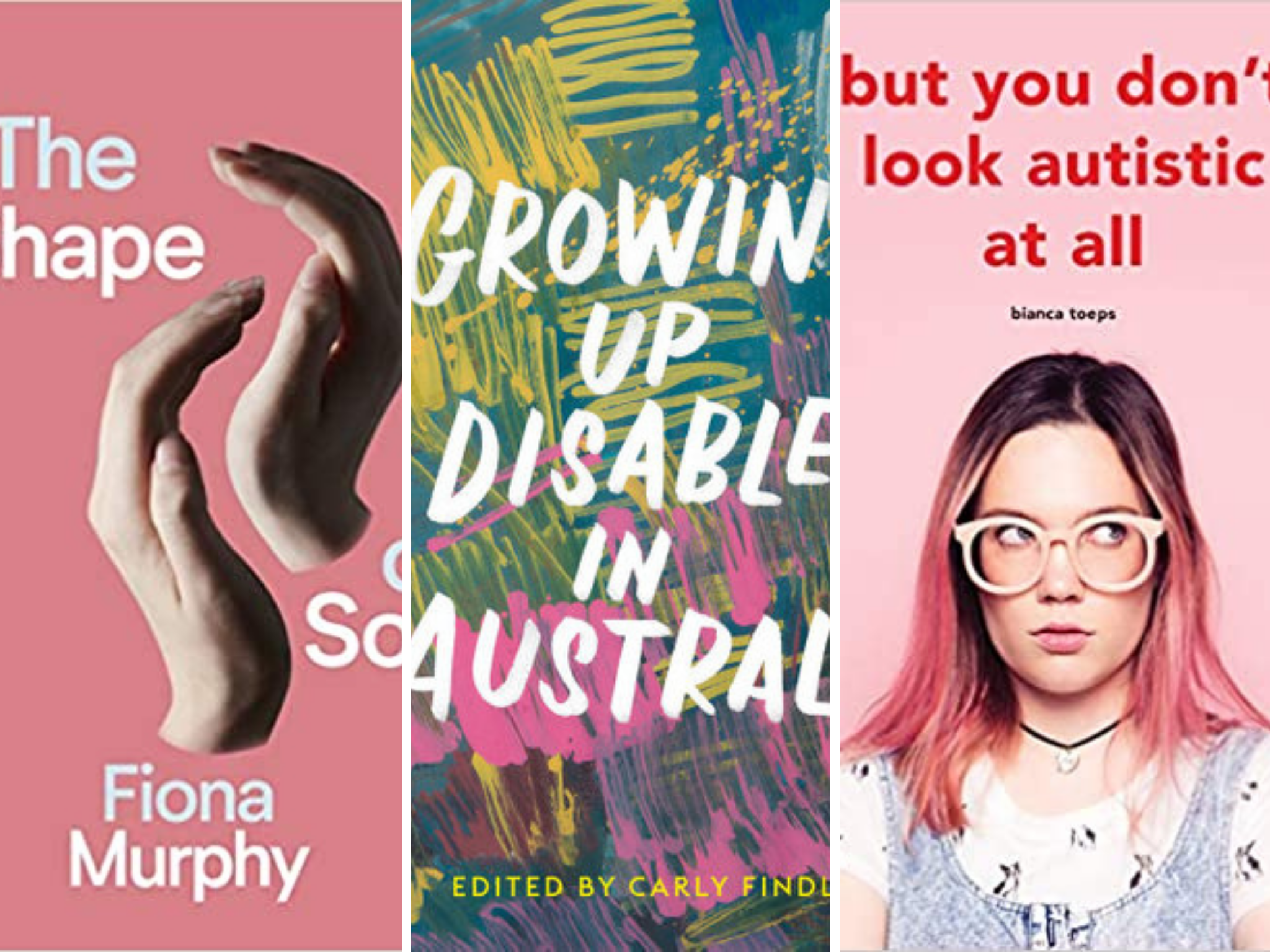 7 books about people with disability