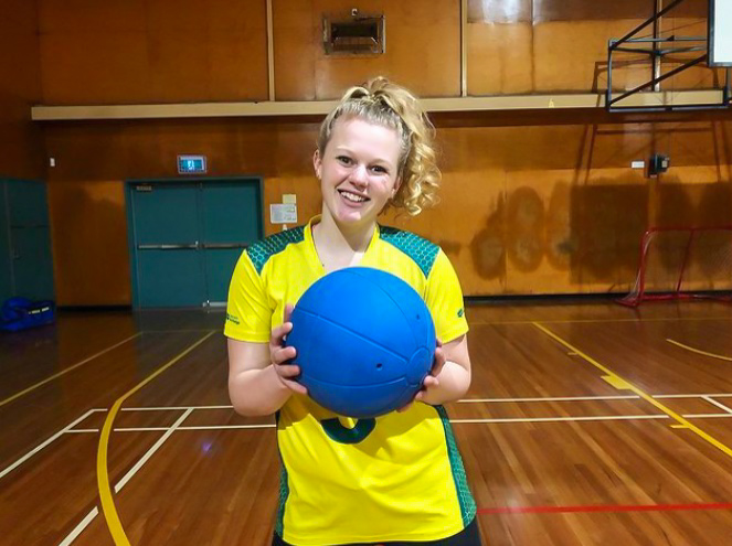 brodie smith goalball 2020 tokyo paralympian ndsp plan managers