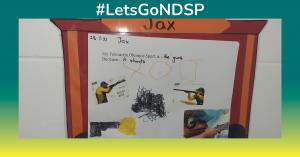 #LetsGoNDSP Photo Winner 1