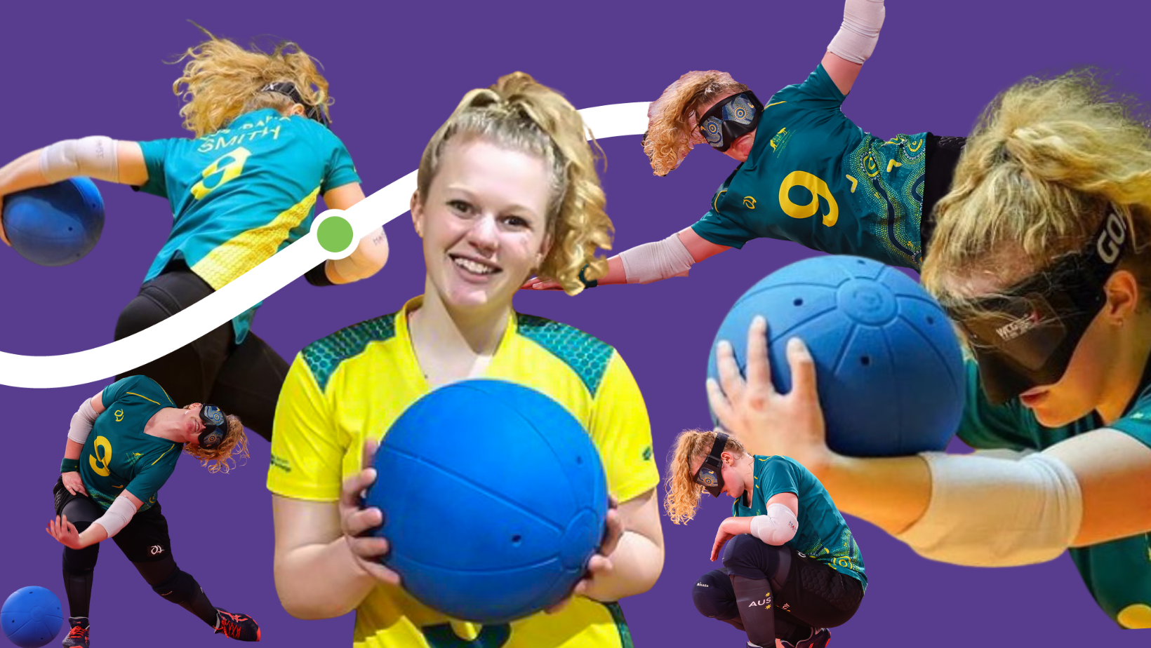 q&a with goalball athlete and paralympian brodie smith