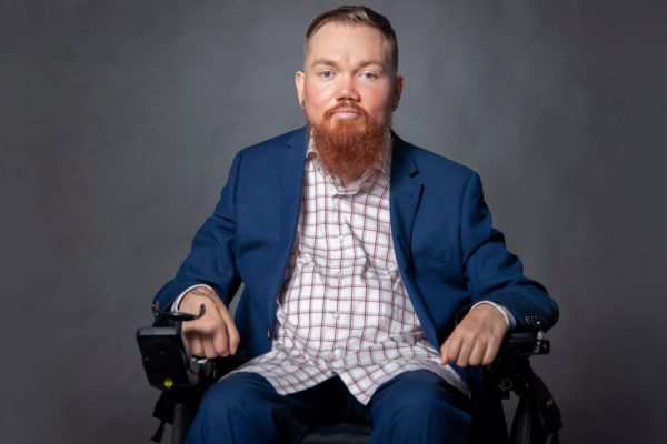 More Than a Disability Advocate – Jake Briggs